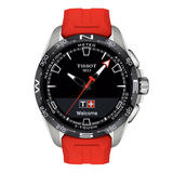 Tissot T-Touch Connect Solar Titanium Men's Watch