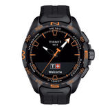 Tissot T-Touch Connect Solar Black PVD Titanium Men's Watch