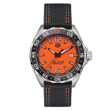 TAG Heuer Formula 1 Limited Edition Orange Men's Watch