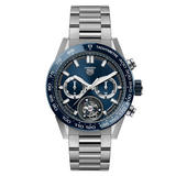 TAG Heuer Carrera Limited Edition Titanium Chronograph Men's Watch