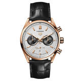 TAG Heuer Carrera Jack Heuer's Birthday Limited Edition 18ct Rose Gold Automatic Chronograph Men's Watch