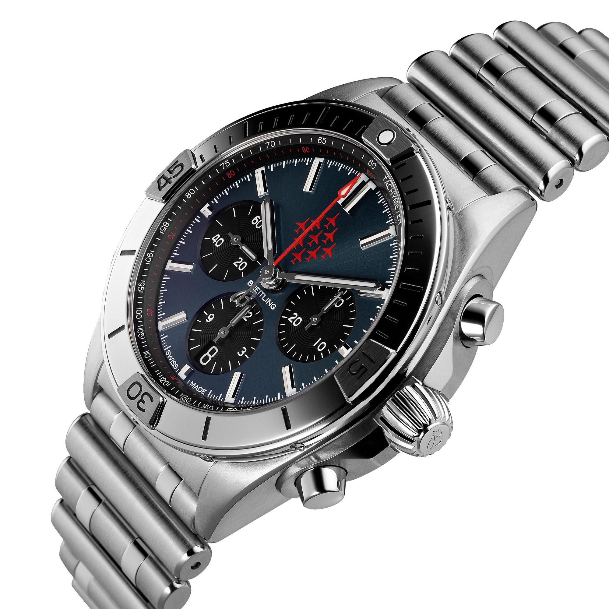 Breitling Chronomat Red Arrows Limited Edition Men's Watch