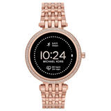 Michael Kors Access Darci Rose Gold Plated Smartwatch