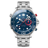 OMEGA Seamaster Diver 300m America's Cup Special Edition Co-Axial Master Chronometer Chronograph Men's Watch