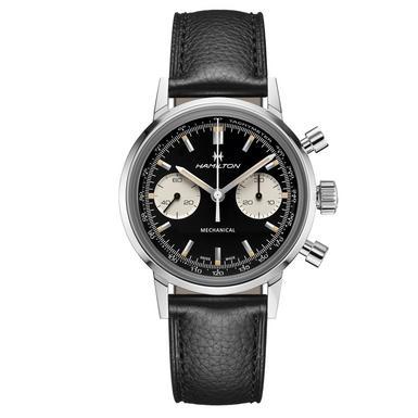 Hamilton American Classic Mechanical Chronograph Men's Watch
