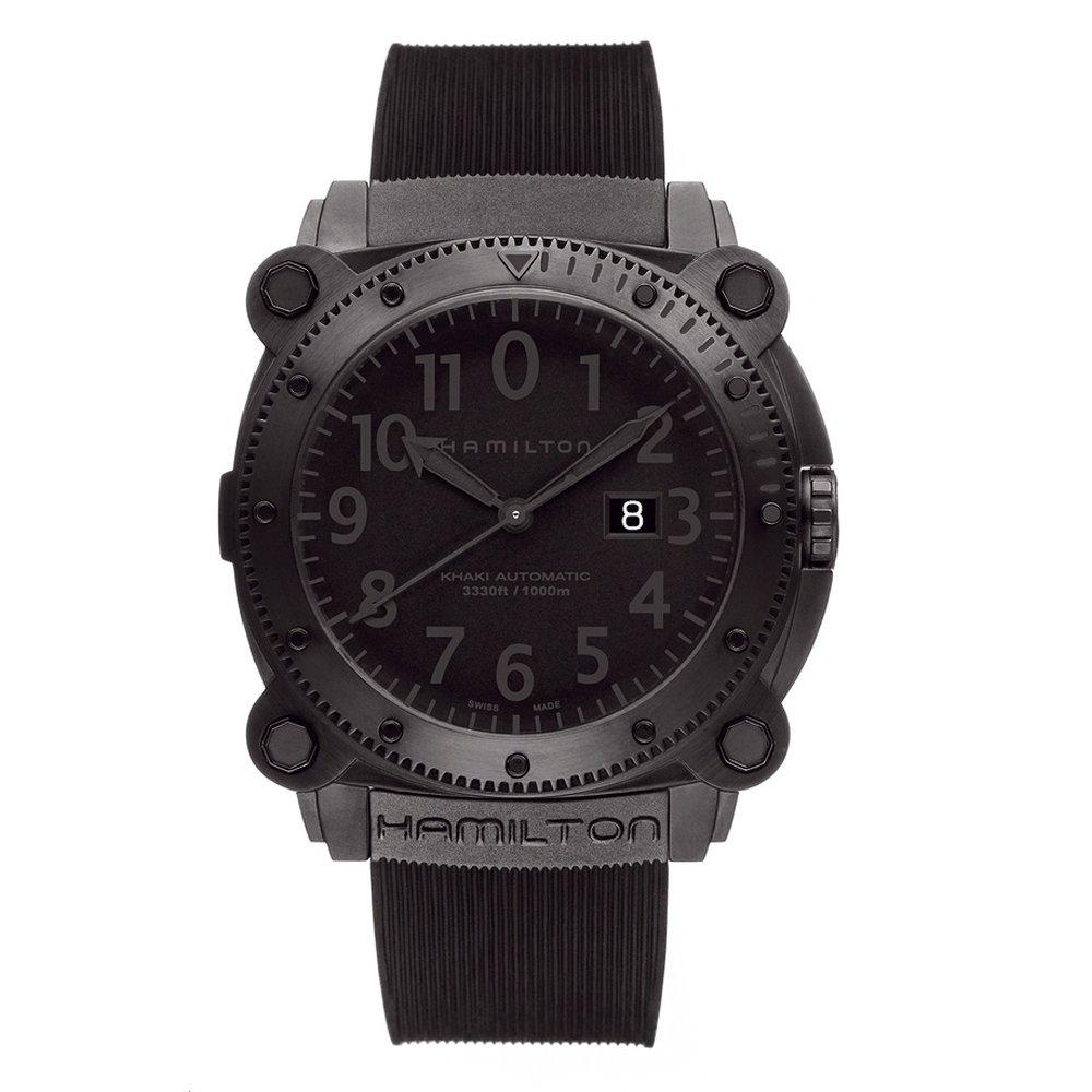 Hamilton Khaki BeLOWZERO Ion Plated Men's Watch