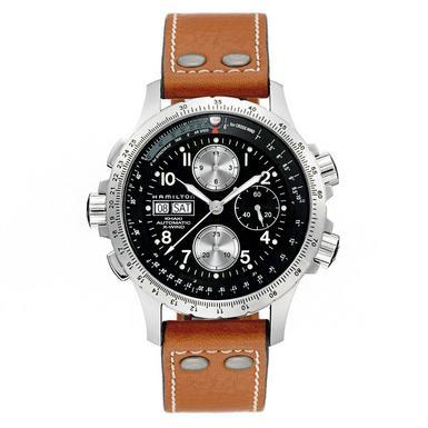 Hamilton Khaki X-Wind Chronograph Men's Watch