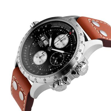Hamilton Khaki X-Wind Chronograph Men's Watch