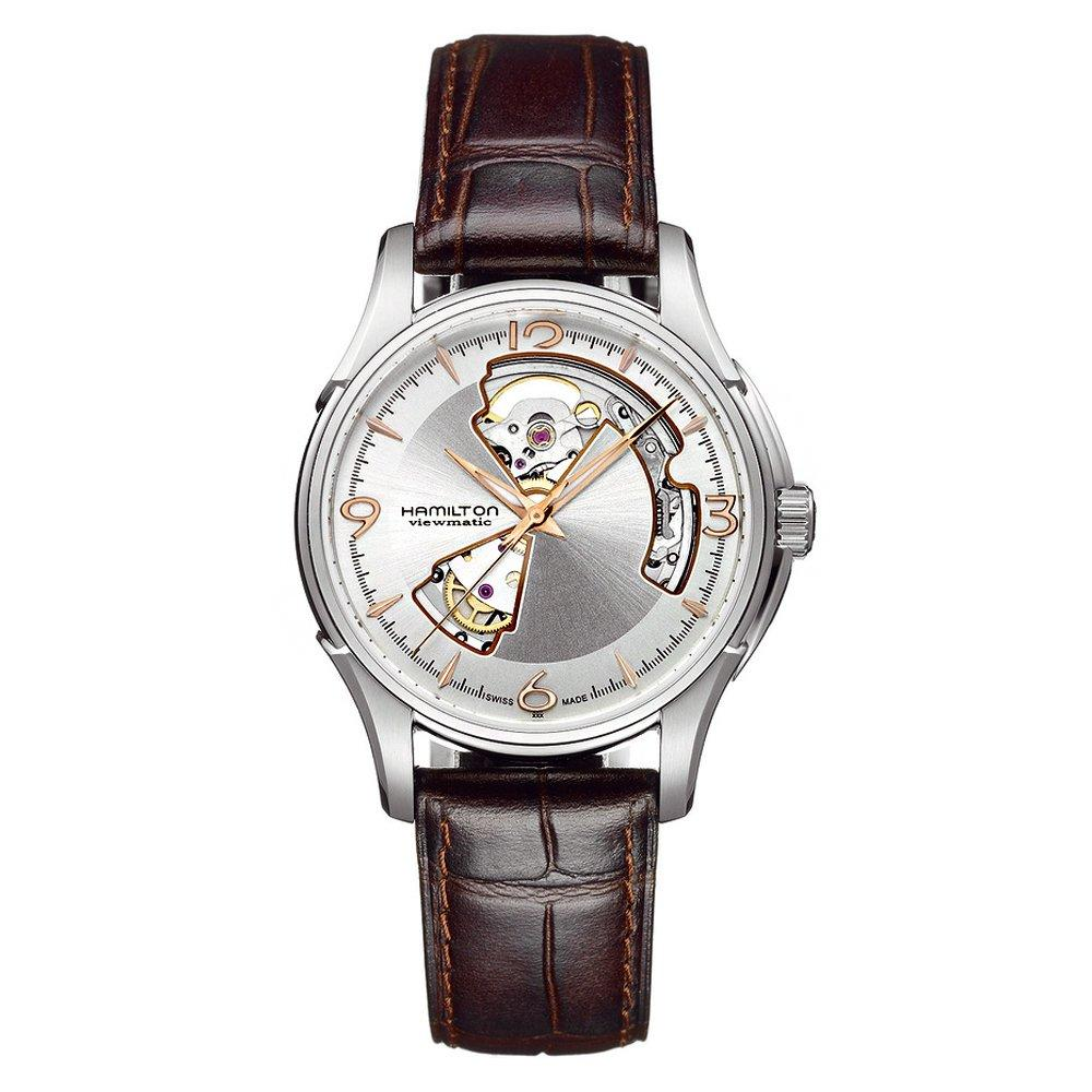 Hamilton Jazzmaster Open Heart Men's Watch