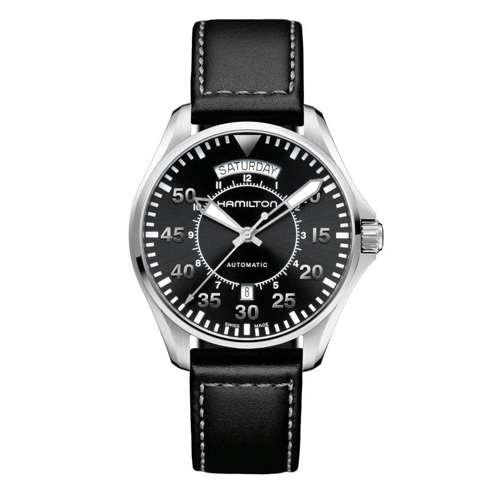 Hamilton Khaki Pilot Day and Date Automatic Men's Watch