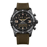 Breitling Professional Chronospace Military Chronograph Men's Watch