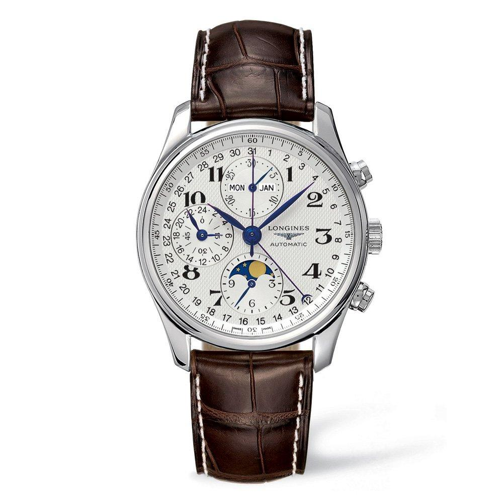 Longines Master Collection Automatic Chronograph Moon phase Men's Watch