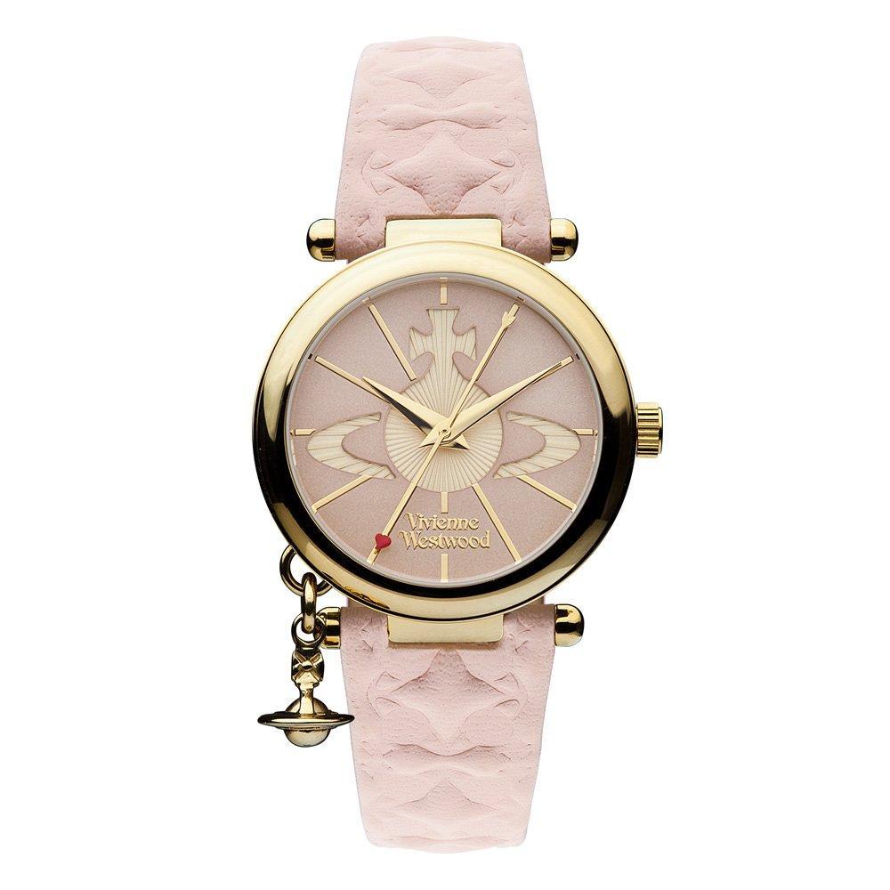 Vivienne Westwood Orb II Gold Plated Ladies Watch