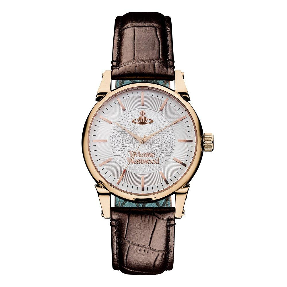 Vivienne Westwood Finsbury Rose Gold Plated Men's Watch