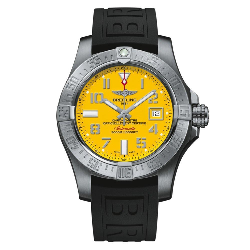 Breitling Avenger II Seawolf 45 Automatic Men's Watch