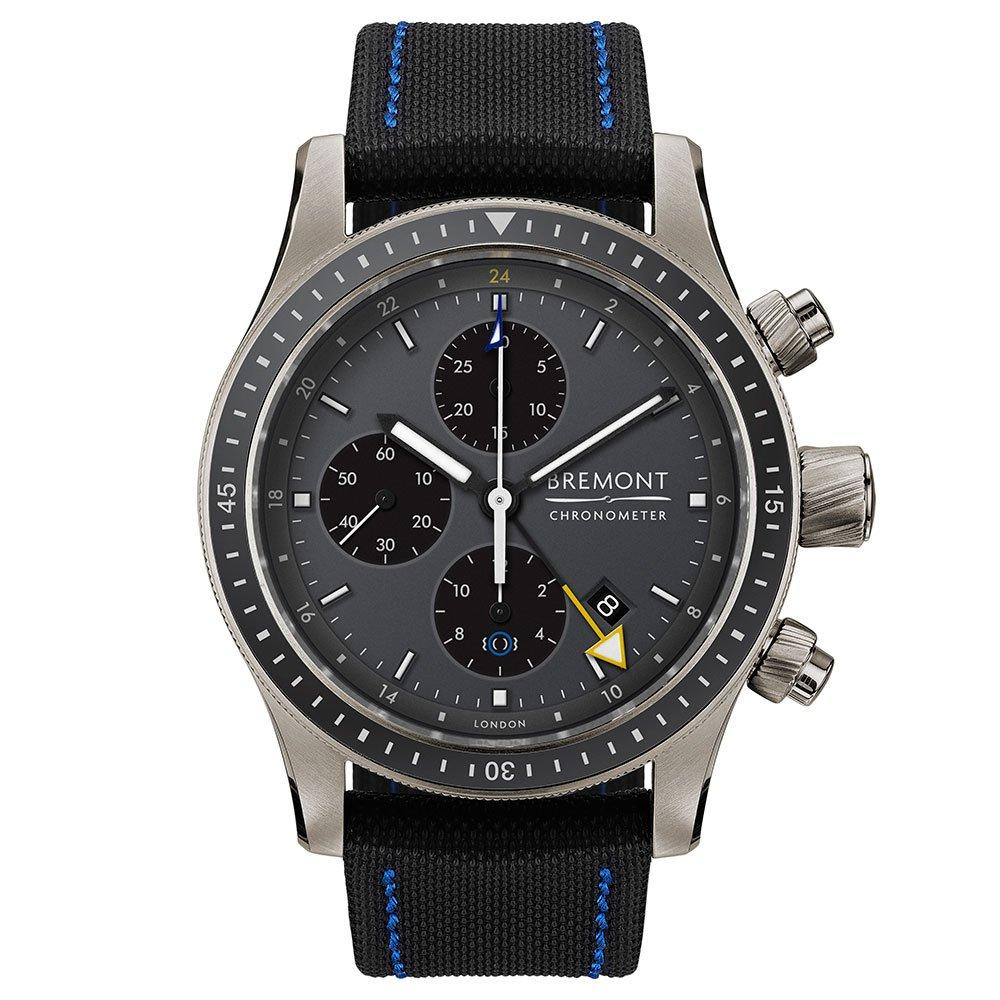 Bremont Boeing 247 Ti-GMT Automatic Chronograph Men's Watch