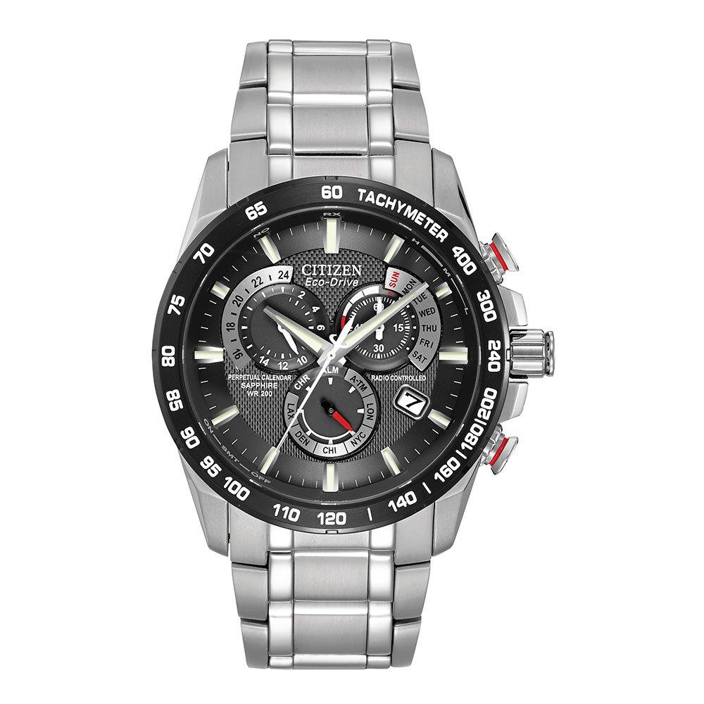 Citizen Eco-Drive A-T Perpetual Calendar Men's Watch