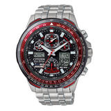 Citizen Eco-Drive Red Arrows Skyhawk A.T Titanium Men's Watch