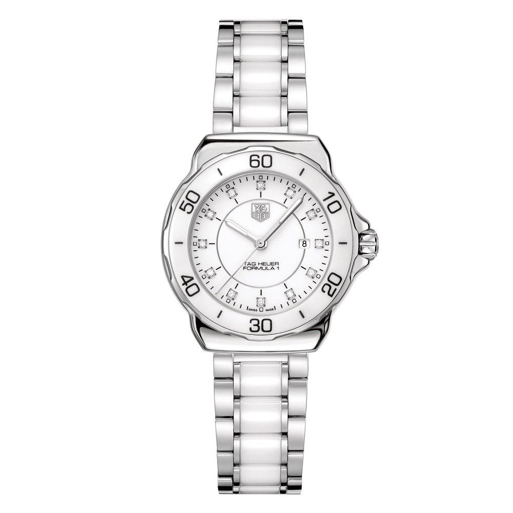 TAG Heuer Formula 1 Ceramic Ladies Diamond Watch