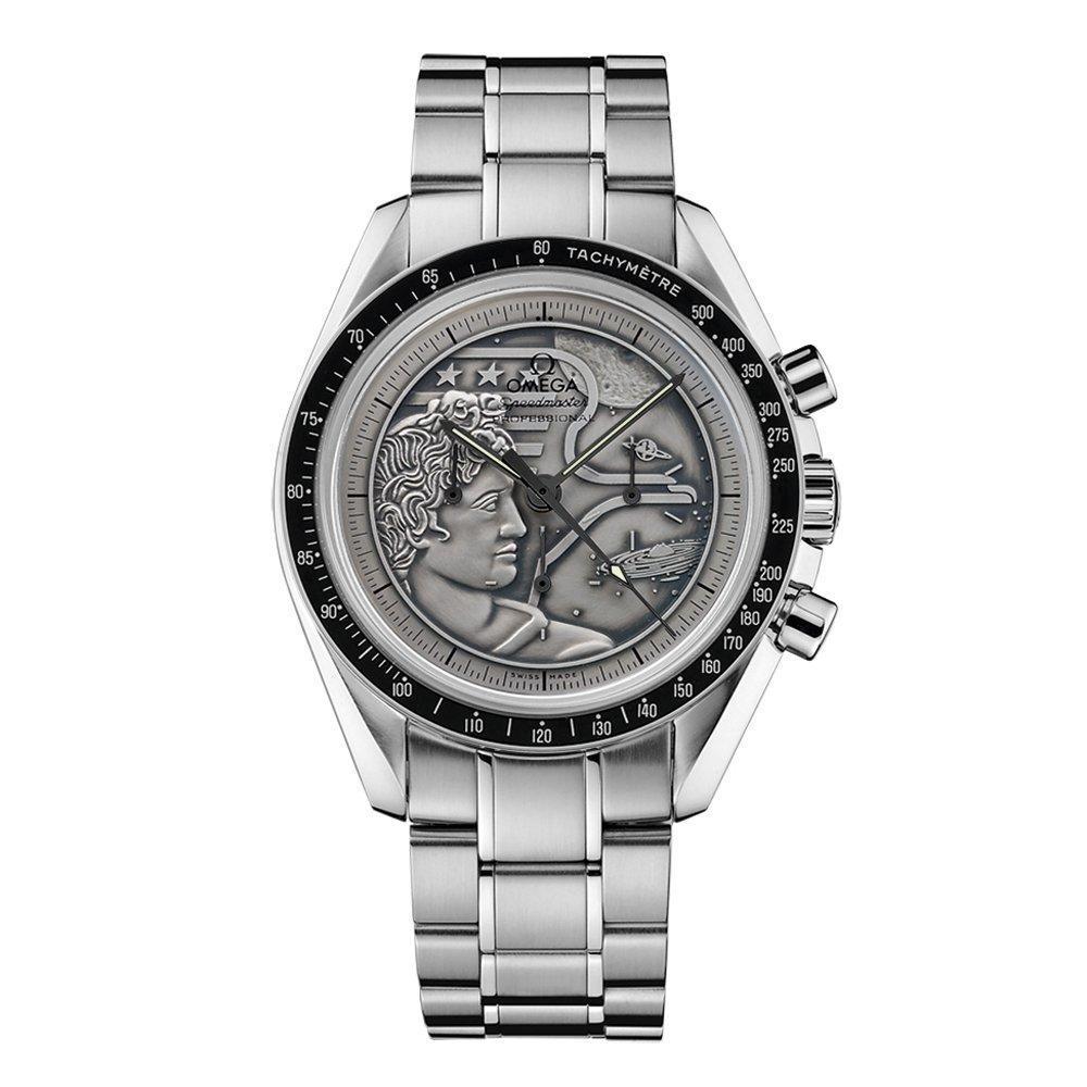 OMEGA Speedmaster Moonwatch Apollo XVII Automatic Chronograph Men's Watch