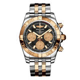 Breitling Chronomat 44 Gold And Stainless Steel Chronograph Automatic Men's Watch