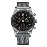 Breitling Transocean Unitime Pilot Chronograph Automatic Men's Watch