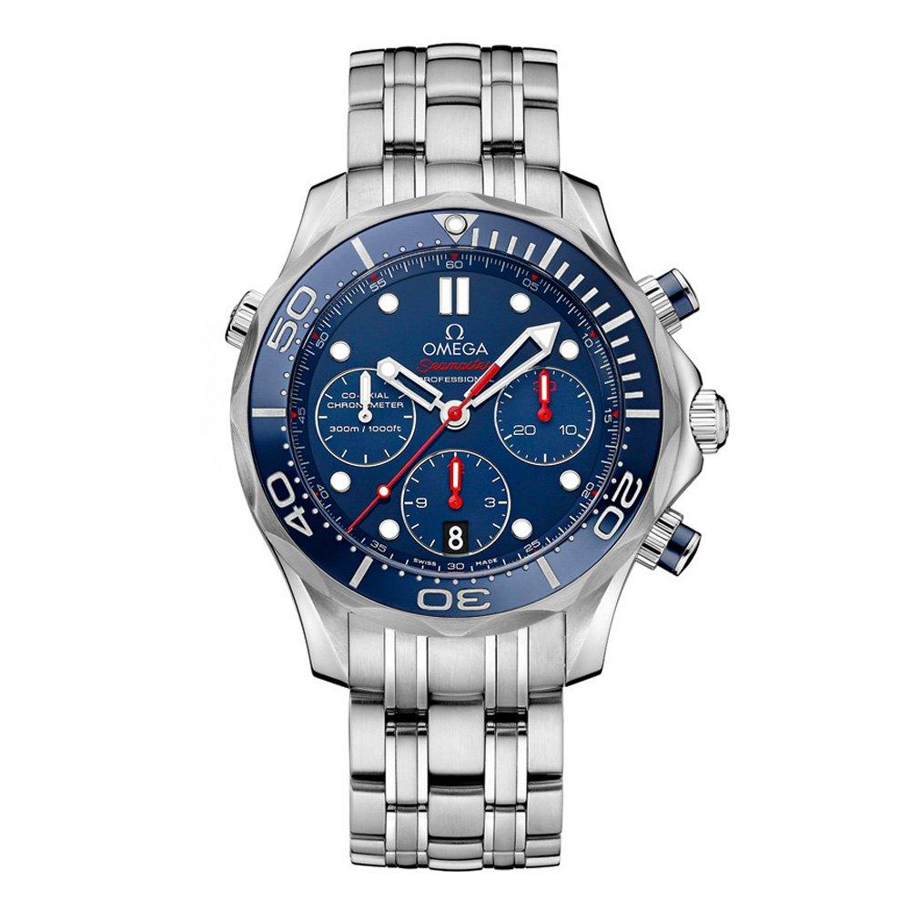 OMEGA Seamaster Diver Automatic Chronograph Men's Watch