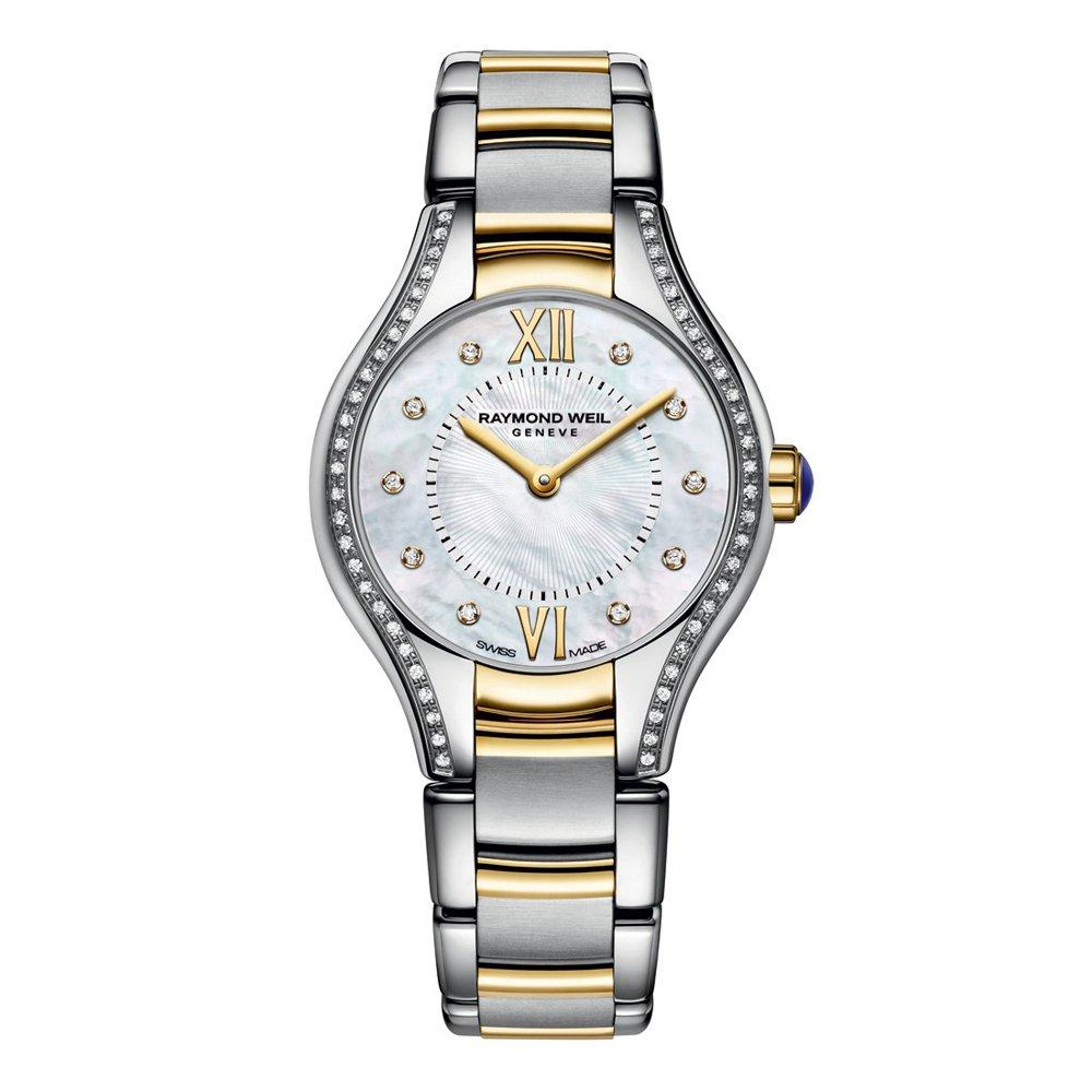 Raymond Weil Noemia Gold Diamond Ladies Watch