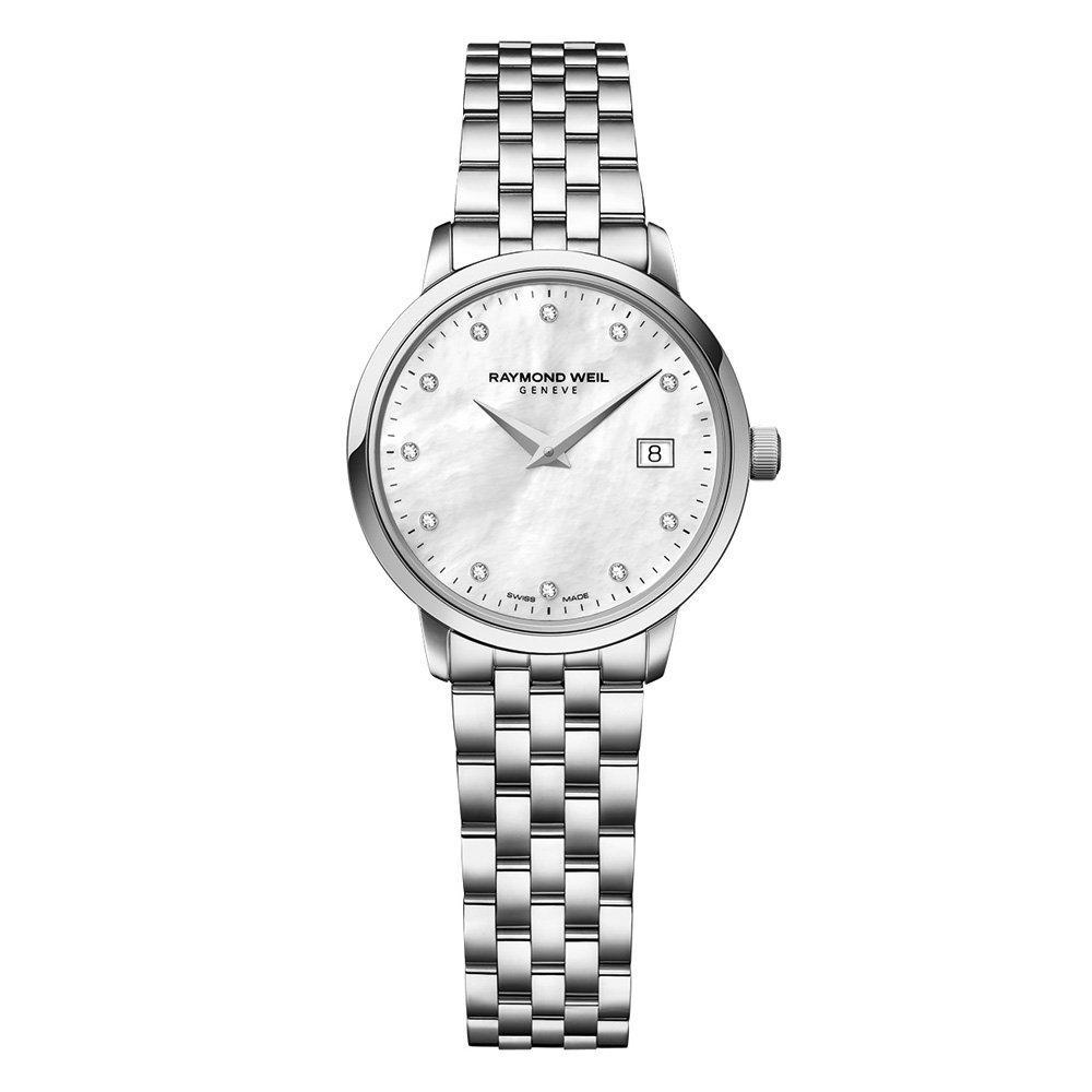 Raymond Weil Toccata Diamond Ladies Watch