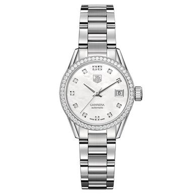 TAG Heuer Carrera Diamond Automatic Ladies Watch