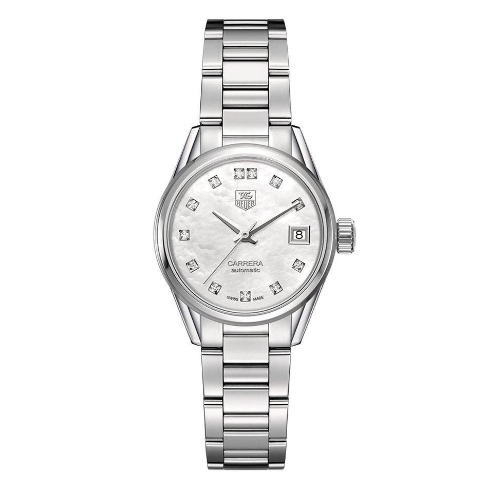 TAG Heuer Carrera Diamond Automatic Ladies Watch