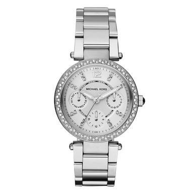 Michael Kors Parker Glitz Mini Chronograph Ladies Watch