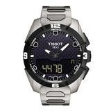 Tissot T-Touch Expert Solar Chronograph Men's Watch