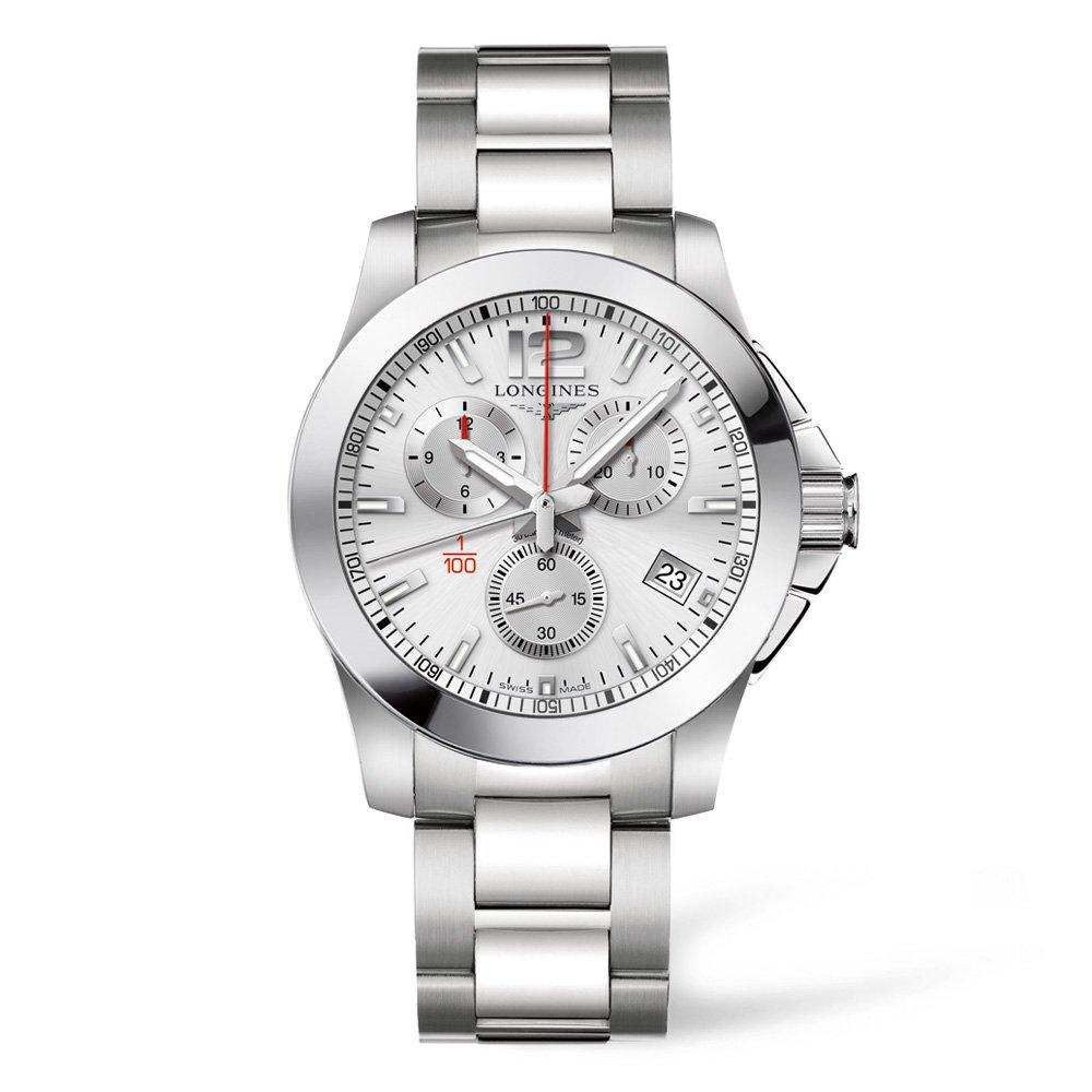 Longines Conquest Chronograph Men's Watch