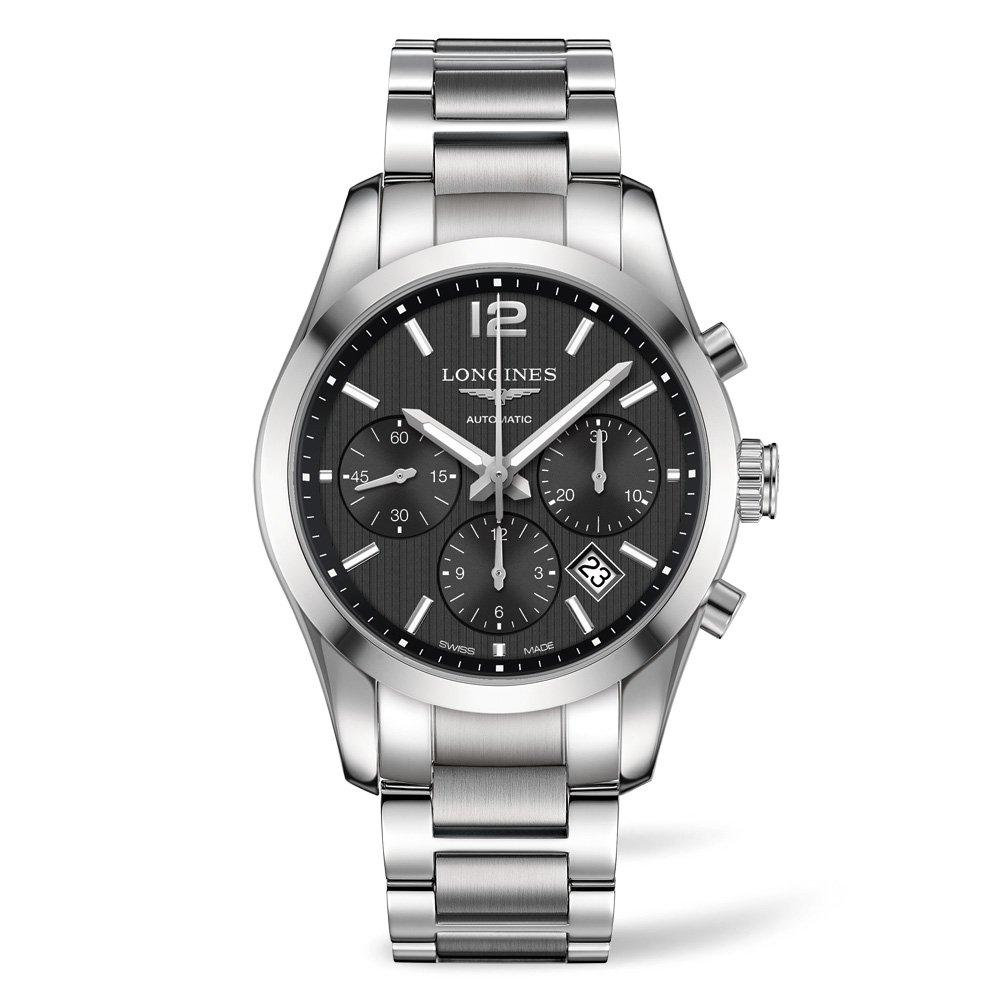 Longines Conquest Classic Automatic Chronograph Men's Watch