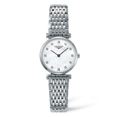 Longines La Grande Classique Diamond Ladies Watch