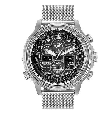 Citizen Eco-Drive Navihawk AT Chronograph Men's Watch