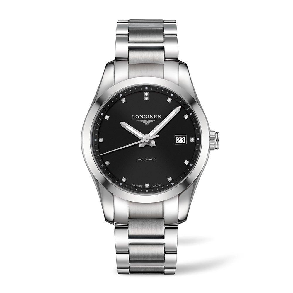 Longines Conquest Classic Diamond Automatic Men's Watch