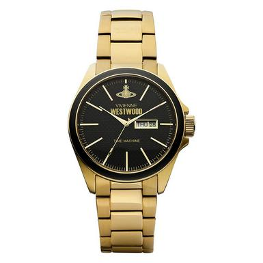 Vivienne Westwood Camden Gold Plated Men's Watch