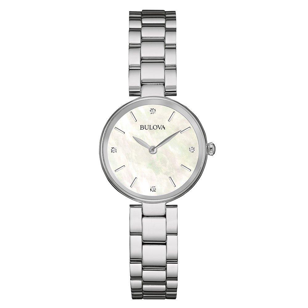 Bulova Gallery Diamond Ladies Watch