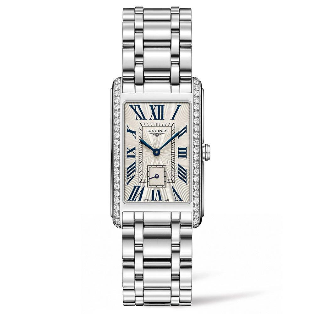 Longines Dolce Vita Diamond Ladies Watch
