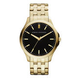 Armani Exchange Gold Tone Men's Watch