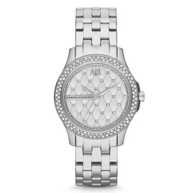 Armani Exchange Crystal Ladies Watch