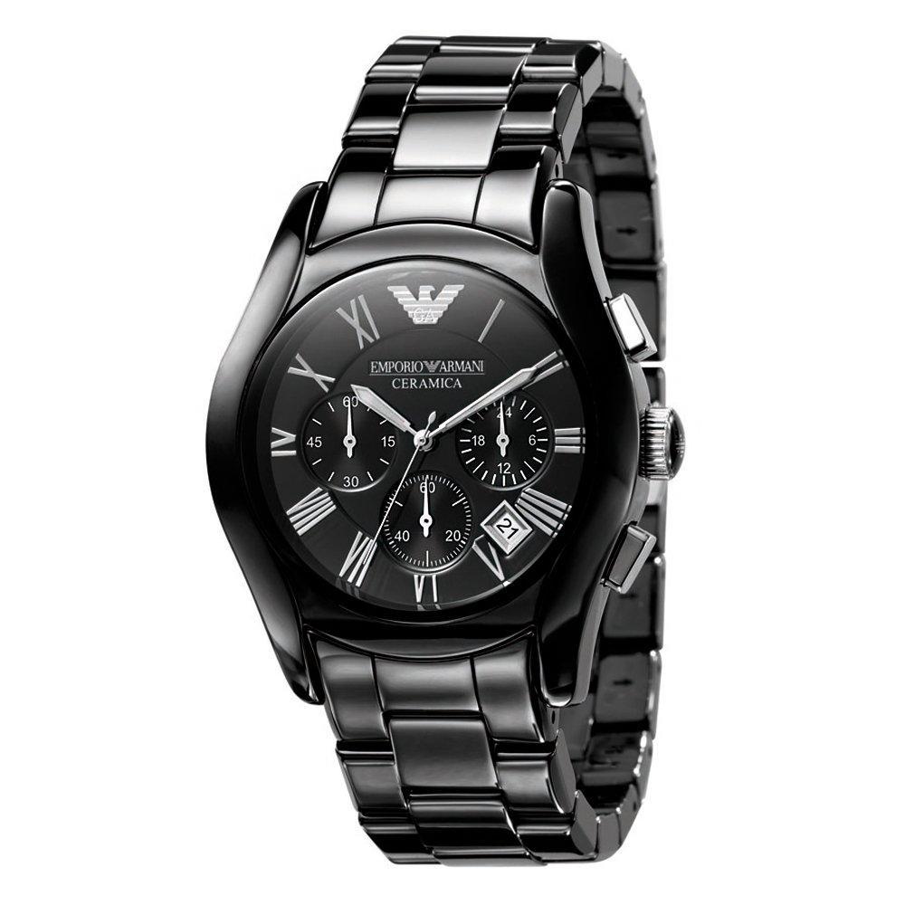 Emporio Armani Ceramic Chronograph Men's Watch