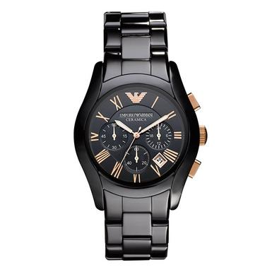 Emporio Armani Ceramic Chronograph Men's Watch