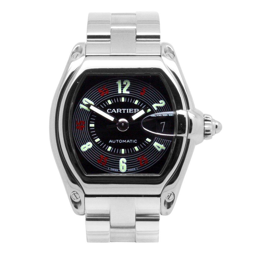Cartier Pre-Owned Roadster Automatic Men's Watch