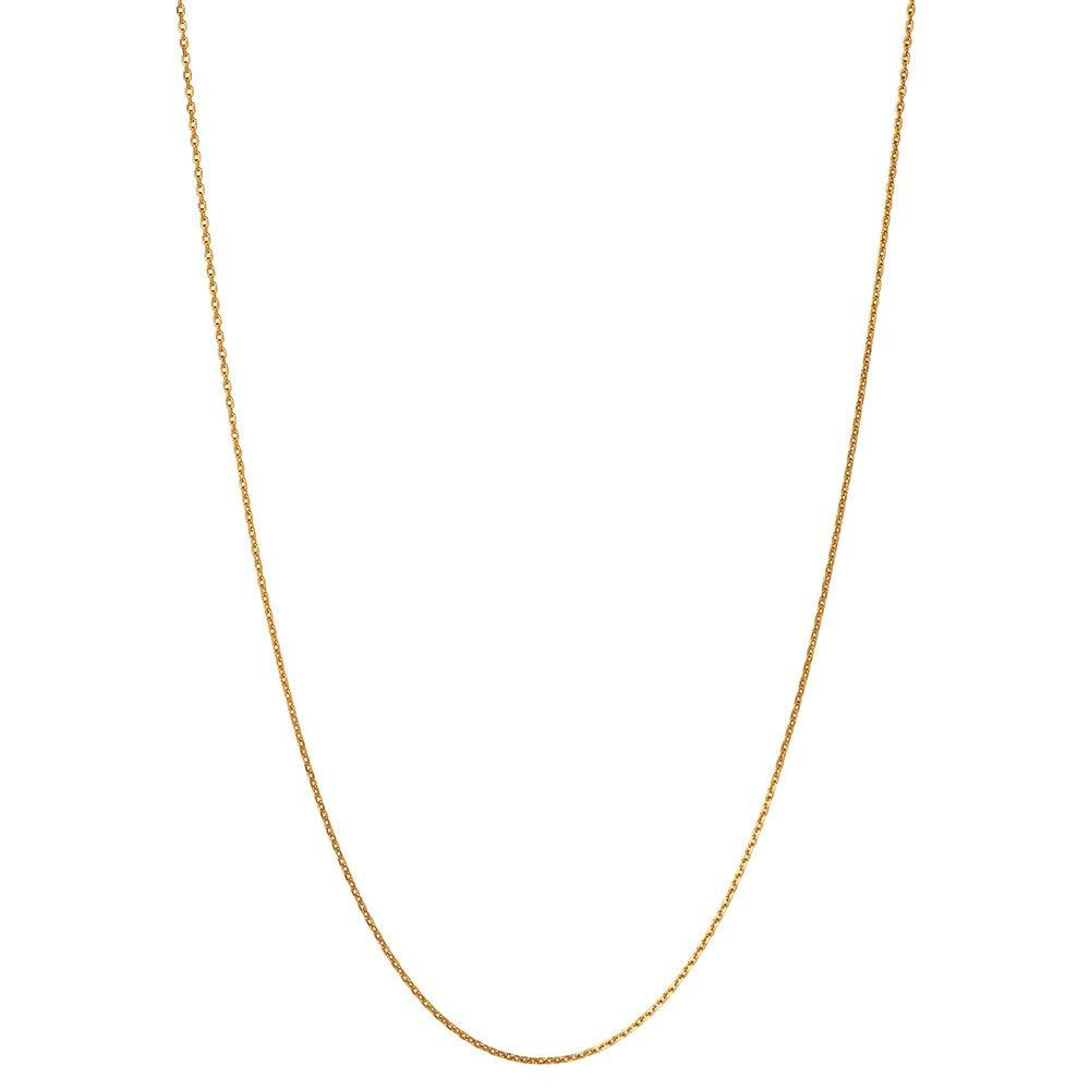 Links of London Essentials 18ct Gold Plated Cable Chain