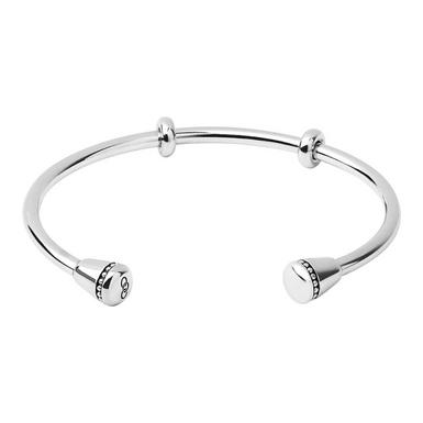 Links of London Silver Narrative Bangle