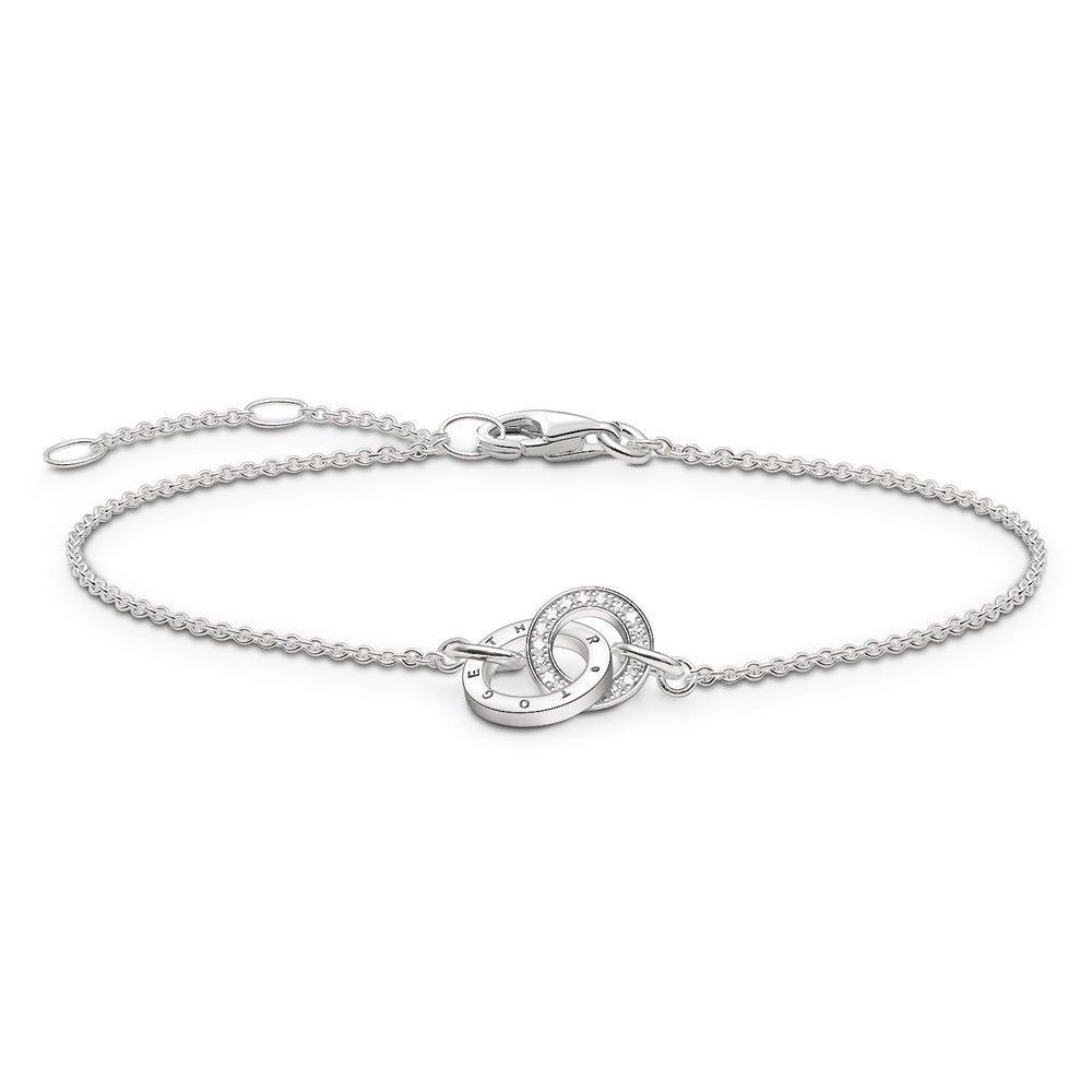 Thomas Sabo Glam & Soul Silver Diamond Bracelet
