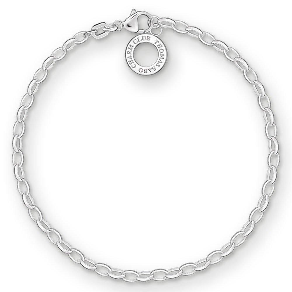 Thomas Sabo Silver Charm Bracelet
